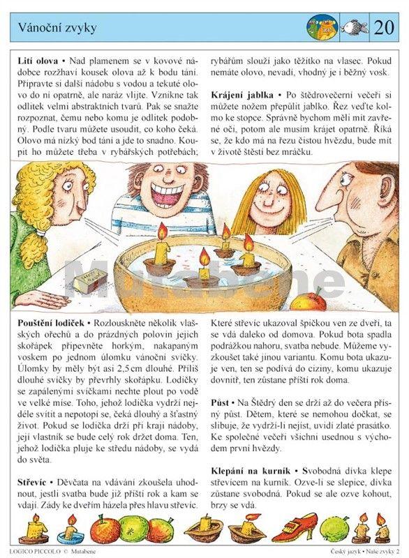 Čtení s porozuměním <br/>Naše zvyky 2 - Vánoce - 1481 | Nakladatelství Mutabene
