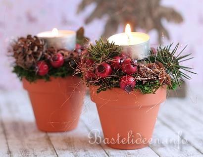 Tischdeko weihnachtsfeier basteln  80 besten Basteln zu Weihnachten Bilder auf Pinterest ...