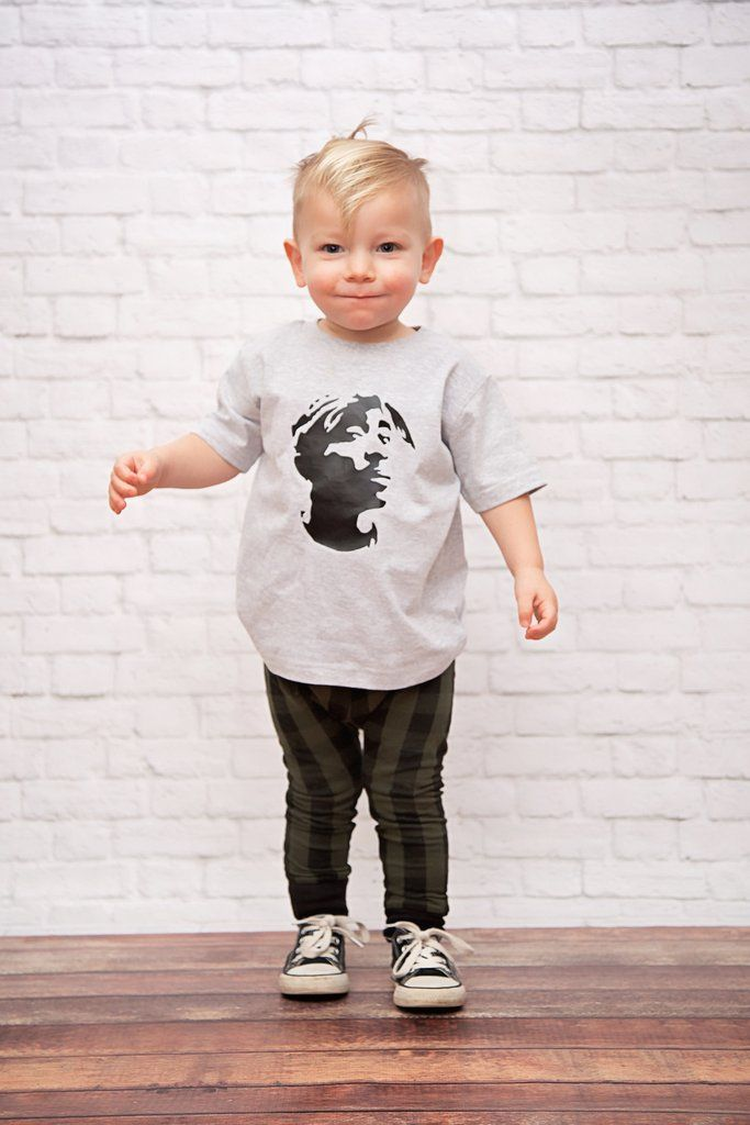 Tupac Kids shirt
