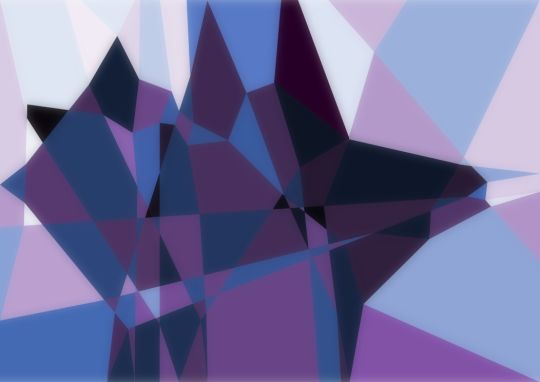 #inkscape #wolf #bear #abstraction