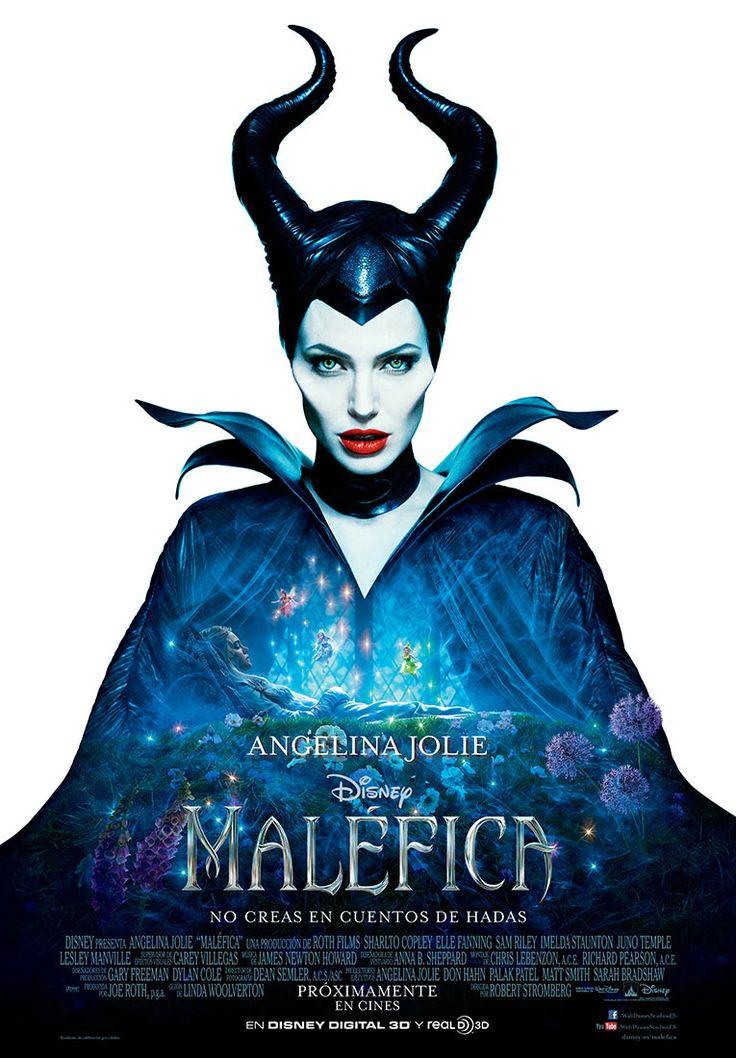 maleficent, malefica, angelina jolie, movie poster