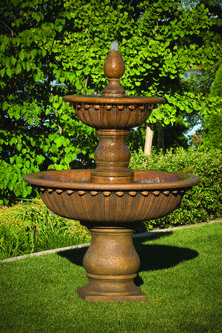 Outdoor Patio Fountains 17 Best Images About Massarelli Fountains On Pinterest
