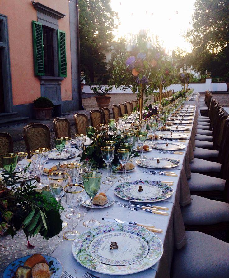 Relais Il Borro in Tuscany special Wedding