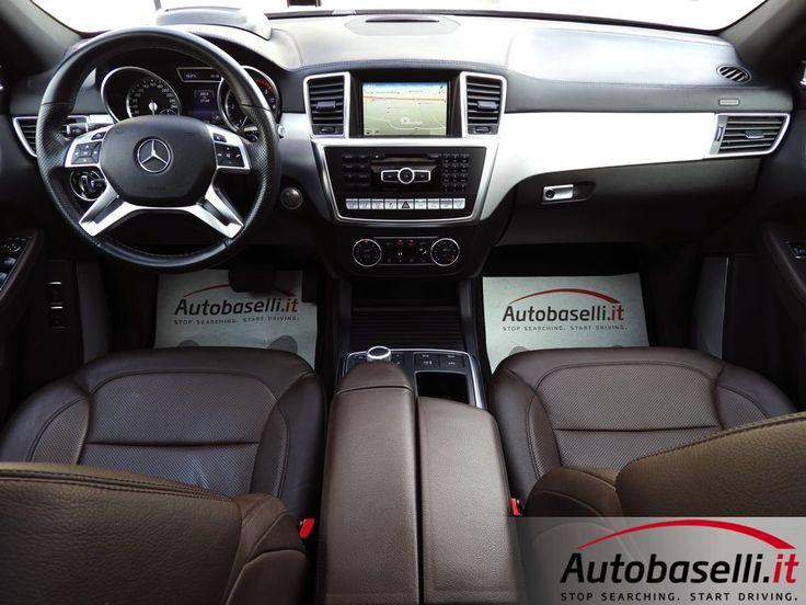 MERCEDES GL 350 BLUETEC 4MATIC PREMIUM 7 POSTI 258CV FULL OPTIONAL Cambio automatico + Pad + Navi + Pelle totale + Bi-Xeno + Tetto panoramico/apribile + Rear seat entertainment + Head up display + 4X4 + Sospensioni regolabili + Bang&Olufsen + Cruise adattivo + Funzione massaggi + Cerchi 21 + Line AMG + Sedili risc/vent + Park auto + Around view camera 360°