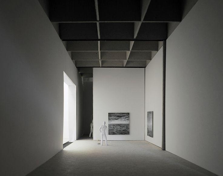 Museum for Richter by Hannah Stringer / www.unit7research.com