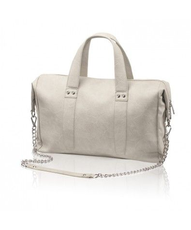 Mizar -- This satchel is tastefully studded. Its depth creates a spacious interior. The classic shape allows this handbag to be your business to pleasure companion.