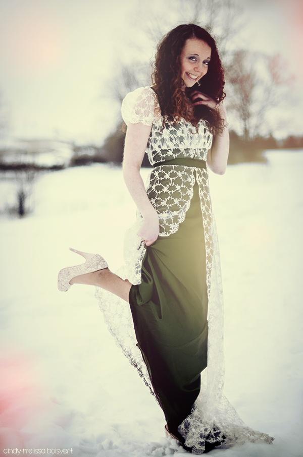 Model: Josiane by Cindy Melissa Boisvert Photography