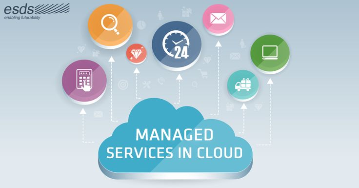 #ManagedServices In #Cloud #Statistics