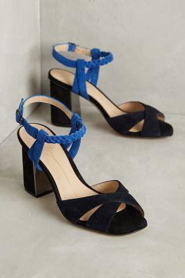 Anthropologie Lola Cruz Braided Suede Block Heels https://www.anthropologie.com/shop/lola-cruz-braided-suede-block-heels?cm_mmc=userselection-_-product-_-share-_-41031063