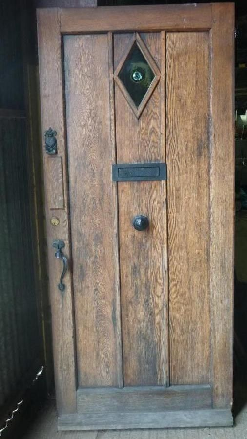 craftsman style doors for sale for sale 1930 s english oak front