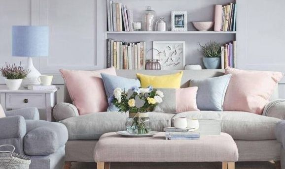 Trending: Pastel Palette // Sugary hues so sweet you'll get a toothache.