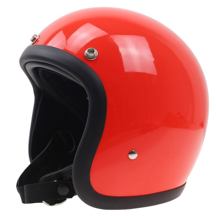 Classic and vintage motor cycle helmets