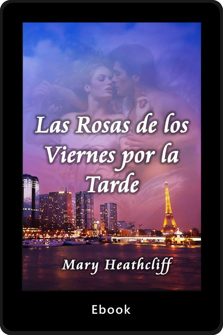 Una rosa roja significa amor… ¿y si es un ramo cada viernes en la tarde?http://maryheathcliff.weebly.com/las-rosas.html