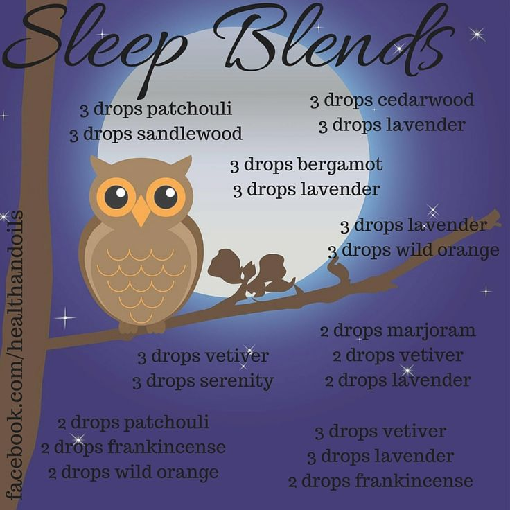 doterra essential oils for sleeping | doTERRA Diffusing ...