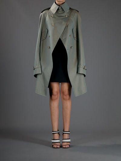 Junya Watanabe avant garde trench coat