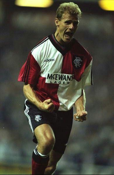 Gordon Durie, Rangers.