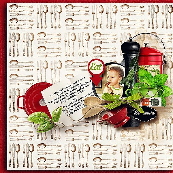 Farm to table (Full collection 5 in 1) - ENGLISH by Meditteranka Designs @ oscraps and scrapfromfrance