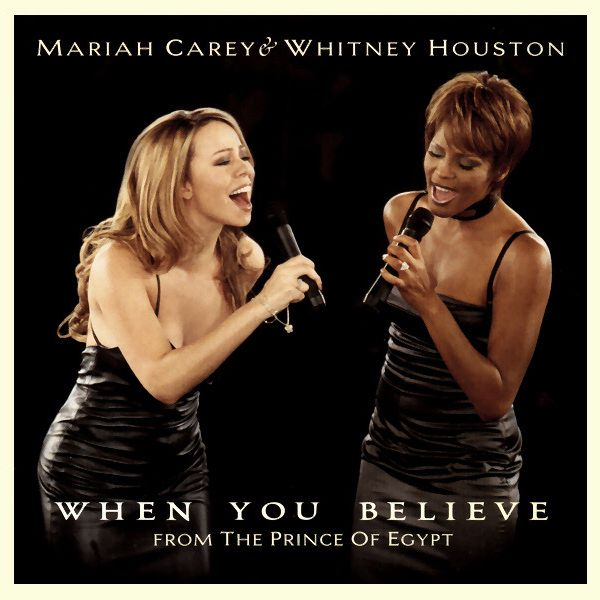 Say what.... Mariah Carey and Whitney Houston on the same track. I have always loved this song. Two of my favorite singers of all time on one song. Classic!!!!