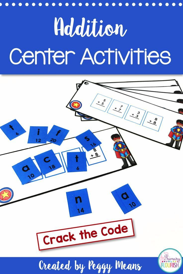 The 748 best Math Centers images on Pinterest | Math facts, Maths ...