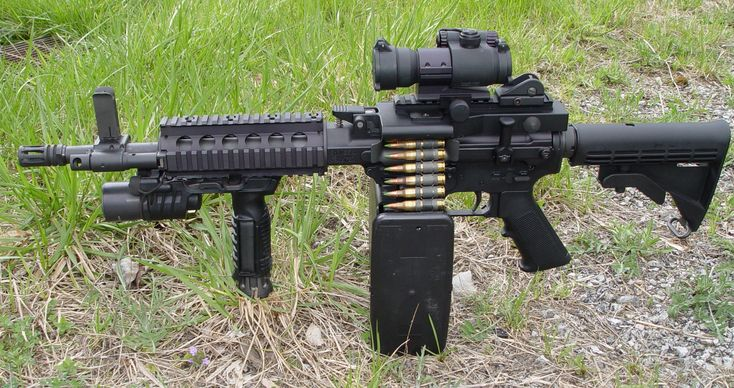 valkyrie rifles M4