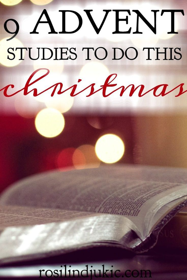I have done some of these studies and love them! These advent studies are an amazing way to prepare your heart to celebrate Christmas.