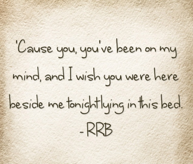 In My Arms Instead- Randy Rogers Band