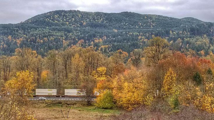 BNSF passing through Monroe on Route 2 http://ift.tt/2yw5nkI