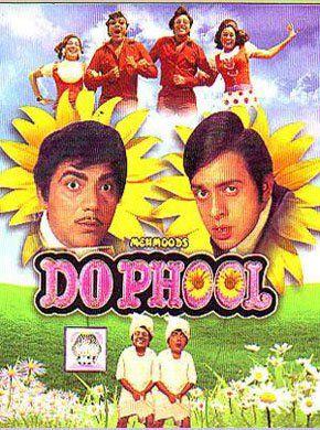 Do Phool Hindi Movie Online - Ashok Kumar, Vinod Mehra, Aruna Irani, Mehmood, Anjana Mumtaz, Malabari Mahmood and Lalita Pawar. Directed by S. Ramanathan. Music by Rahul Dev Burman. 1973 [U] ENGLISH SUBTITLE