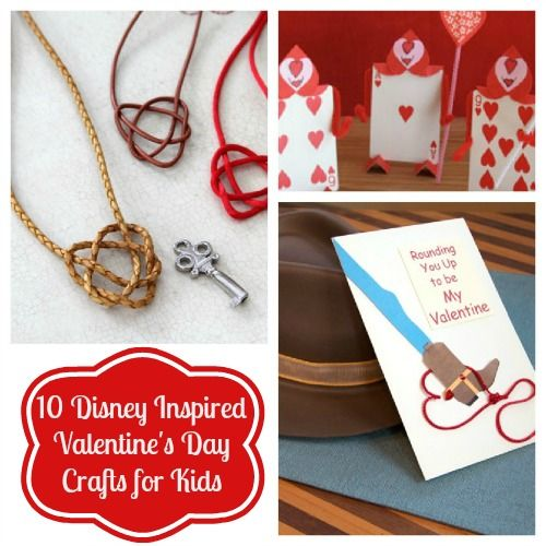 valentine crafts for kids 10 disney inspired s day crafts for it s 30824
