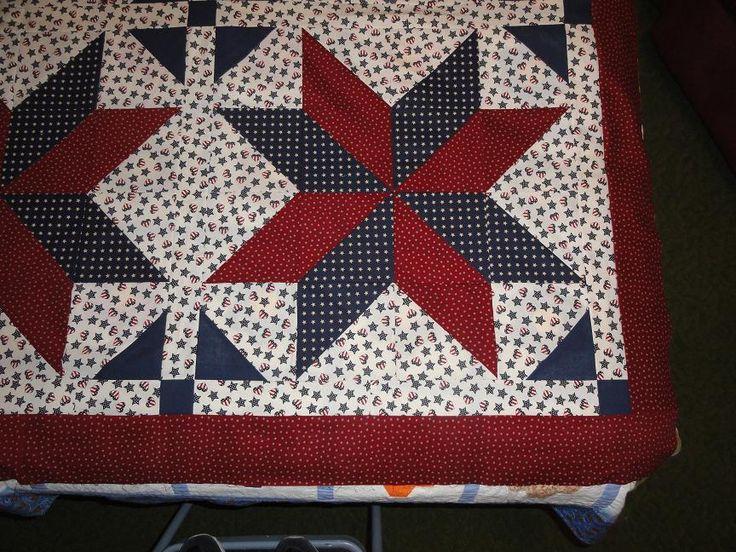 missouri quilt tutorials | Thread: Big Star Quilt as shown on Missouri Star Video