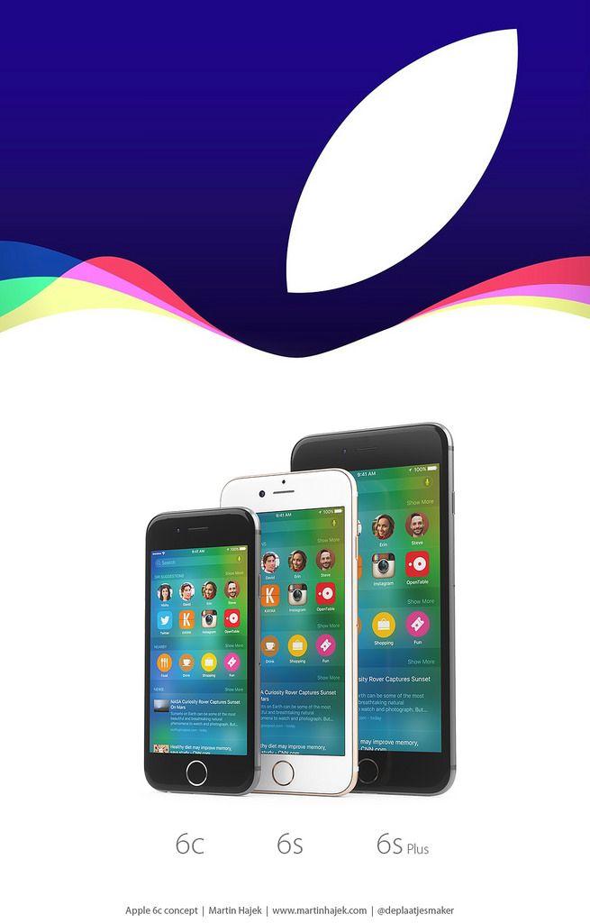 iPhone 6s, 6c?