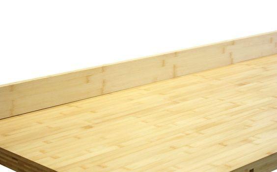 Aufkantungen bieten jeder Arbeitsplatte das perfekte Finish, sie verdecken die Dehnungsfuge, die die Arbeitsplatten für ihre natürlichen Bewegungen benötigen. http://www.worktop-express.de/holzarbeitsplatten/bambus-arbeitsplatten-aufkantung-3000mm-80mm-18mm.html