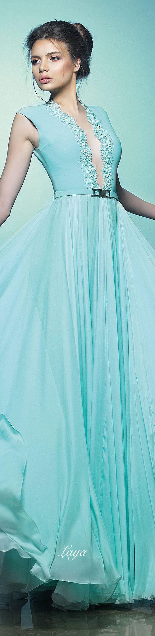 SAIID KOBEISY Spring-Summer 2015 RTW