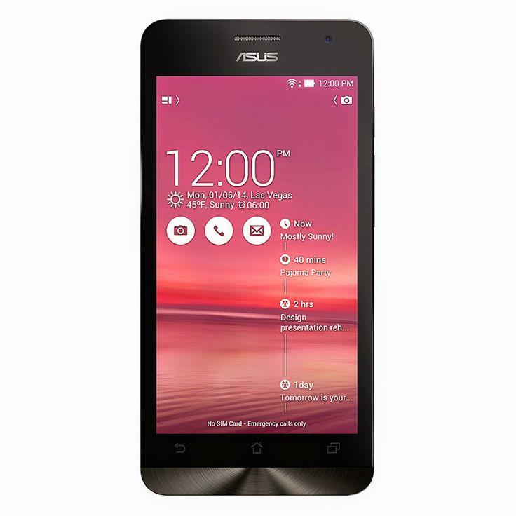 Harga Asus Zenfone 5 terbaru 2014