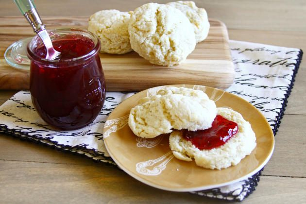 Old-fashioned gooseberry jam has to be added to your preserving list immediately! Summer is here, canning season is in full swing, and you have to make this delicious spread. Click through for recipe!