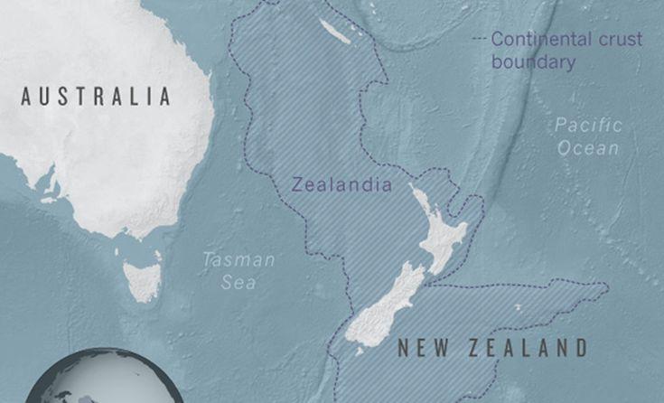 Http Www Nature Com News Geologists Spy An Eighth Continent Zealandia