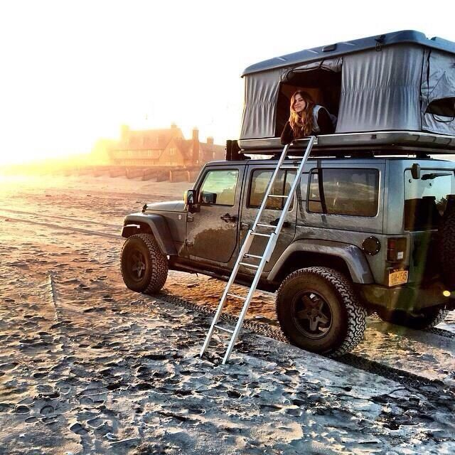 Go to RoofTopTentStore.com to see more Roof Top Tent options for Jeeps and other vehicles