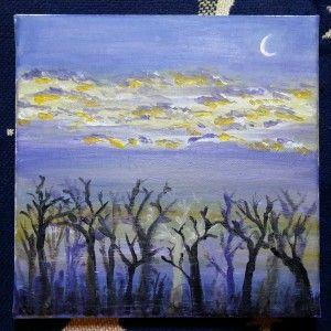 Moon, Mood by Jennloop