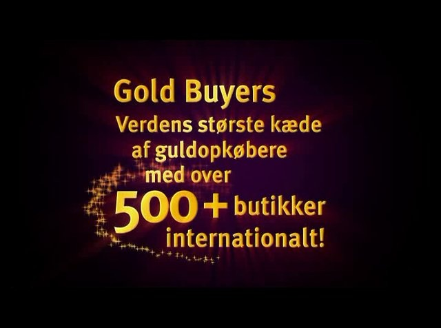 This is video about Gold Buyers located in Denmark. Furthermore locates in more than 20 countries,