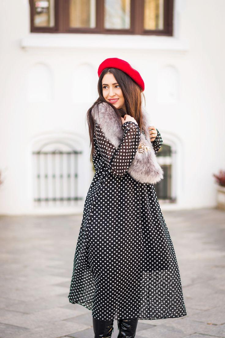 » Cum am purtat cea mai frumoasa rochie cu bulineMiu Miu