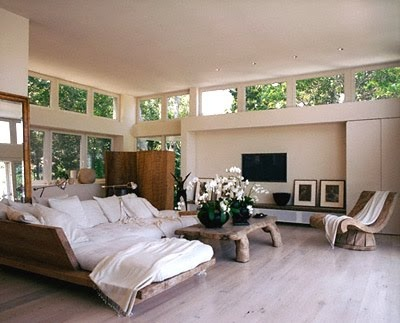 13 best images about donna karan on pinterest staging - Green living room ideas in east hampton new york ...