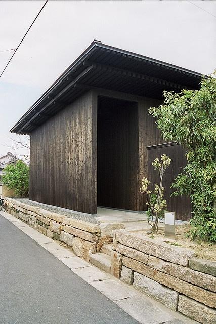 Arthouse project Minamidera by James Turrell and Tadao Ando in Naoshima, via Flickr.