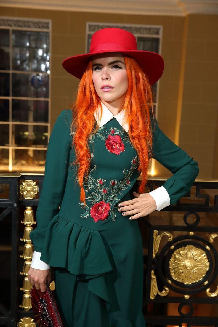 Paloma Faith | GRAMMY.com: Hair Beautiful, Paloma Faith, Loo Plaits, Red Hair, Beautiful Women, Plaits Pigtail, Faith Style, Beautiful Paloma, Photo