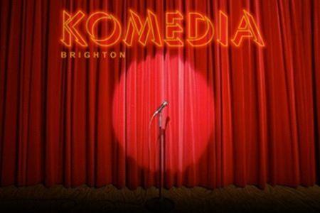 Crater Comedy Club at Komedia, Gardner Street, Brighton