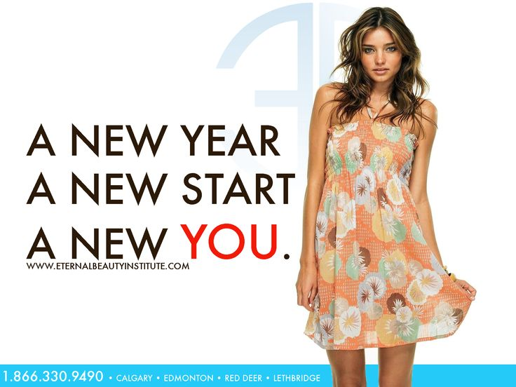 A NEW YEAR is on the way & the possibilities are endless. Start your 2018 with Eternal Beauty Institute. BOOK YOUR COURSES TODAY! 1.866.330.9490