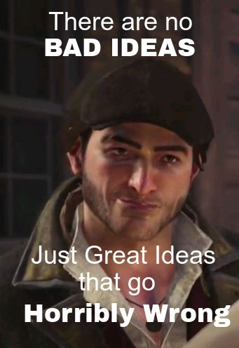 Assassins Creed Syndicate Humour