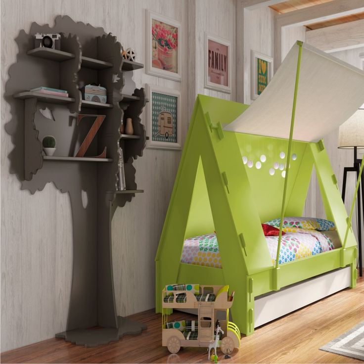 this stylish tree bookcase will transform your kids bedroom into a magic world your children - Ly Design Your Bedroom