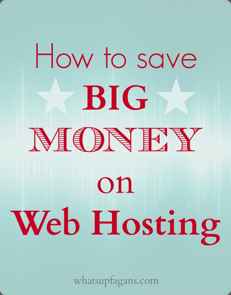 107 best hosting tips images on pinterest virtual private server how to save money on web hosting costs fandeluxe Image collections