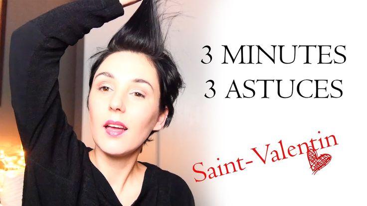  Get ready - Saint-Valentin   3 minutes - 3 astuces   Easyparapharmacie