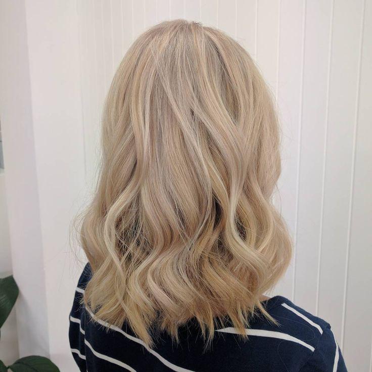 Creamy Blonde - Bristle & Bones Salon